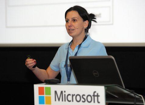 Боряна Петрова ITraining - Microsoft MVP
