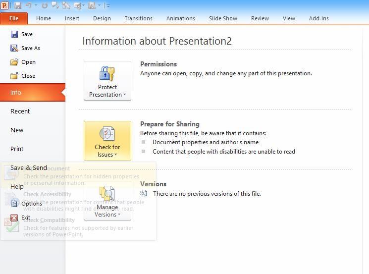 powerpoint обучение